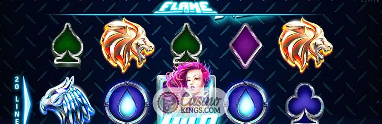 Flame Slot-game