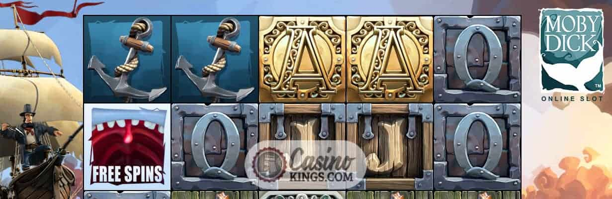 Moby Dick Slot-game