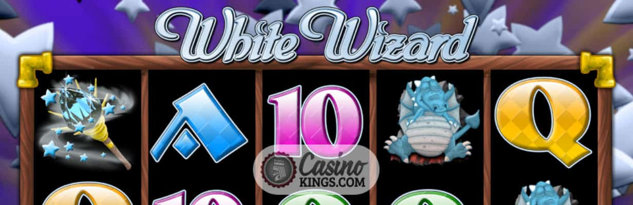 White Wizard Slot-game