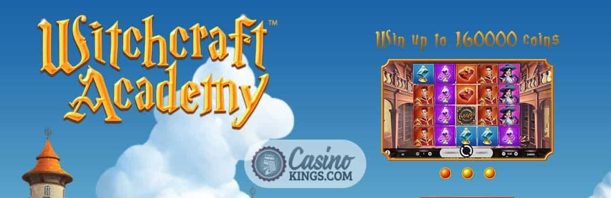 Witchcraft Academy Slot-game