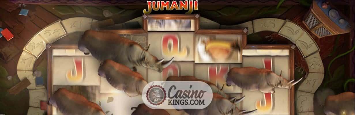 Jumanji Slot-game