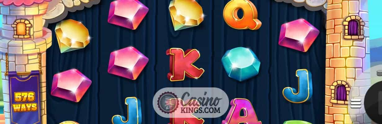 Queen of the Castle Slot-game