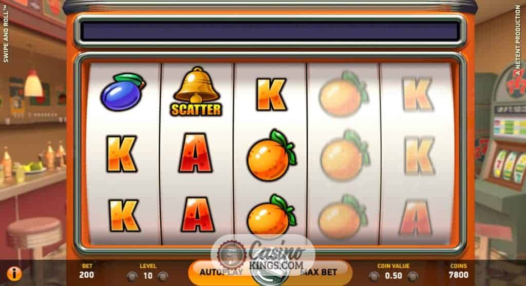 Spiele Swipe And Roll - Video Slots Online