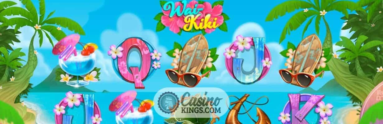 Wai-Kiki Slot-game