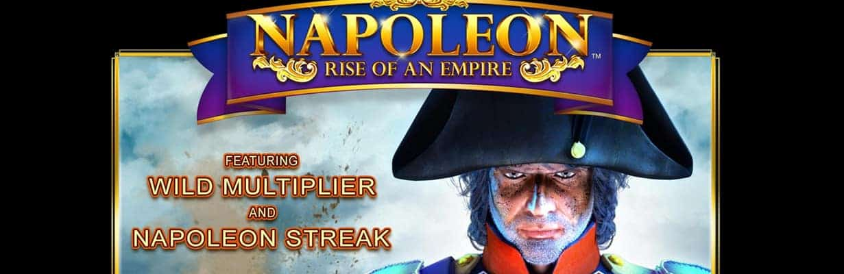 Napoleon: Rise of an Empire Slot-game