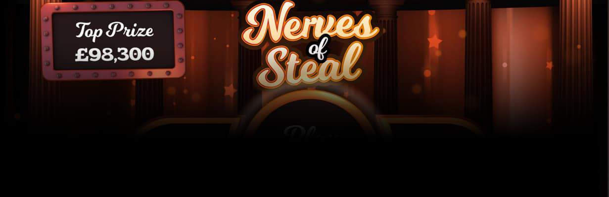 Nerves of Steal Game-game