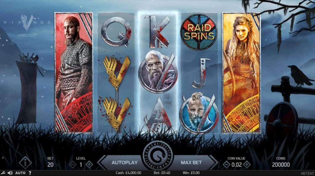 Viking Slots Are All The Rage