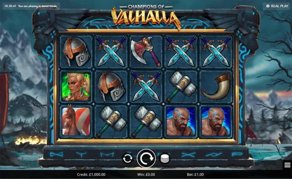 New Valhalla Slot