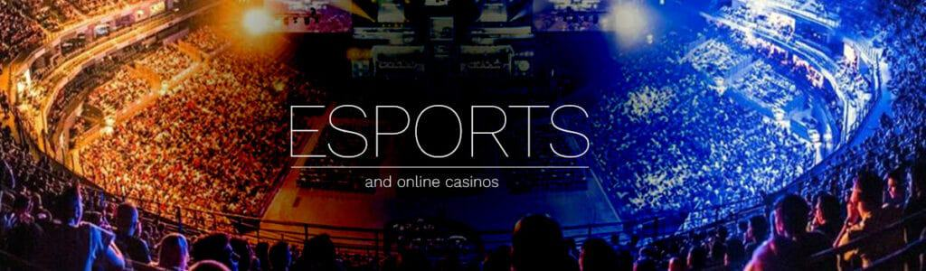 Online Casinos Welcome eSports Into Their Offering