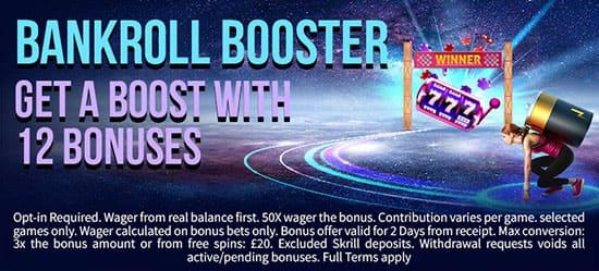 Bankroll Booster
